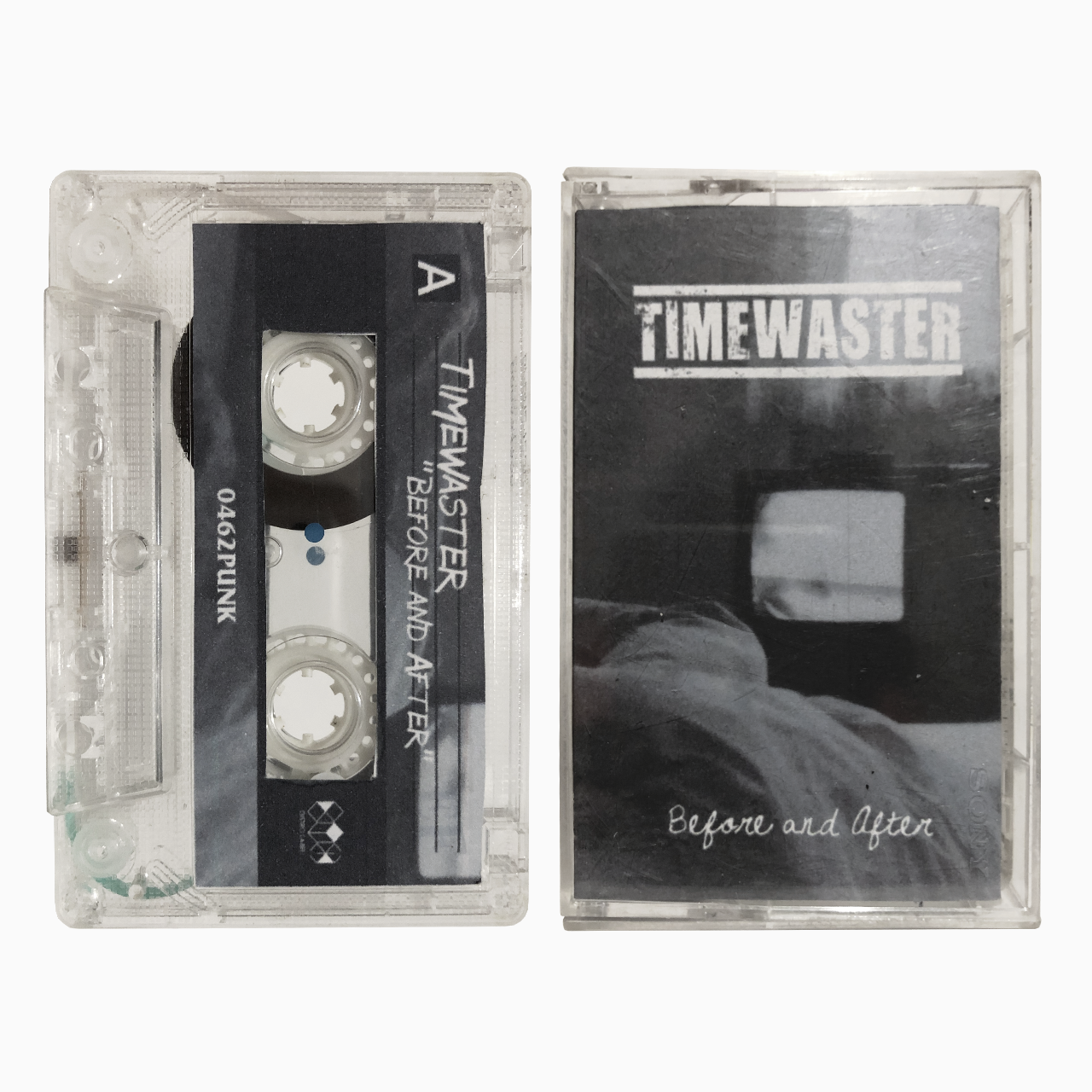 Timewaster 'Before and After' cassette