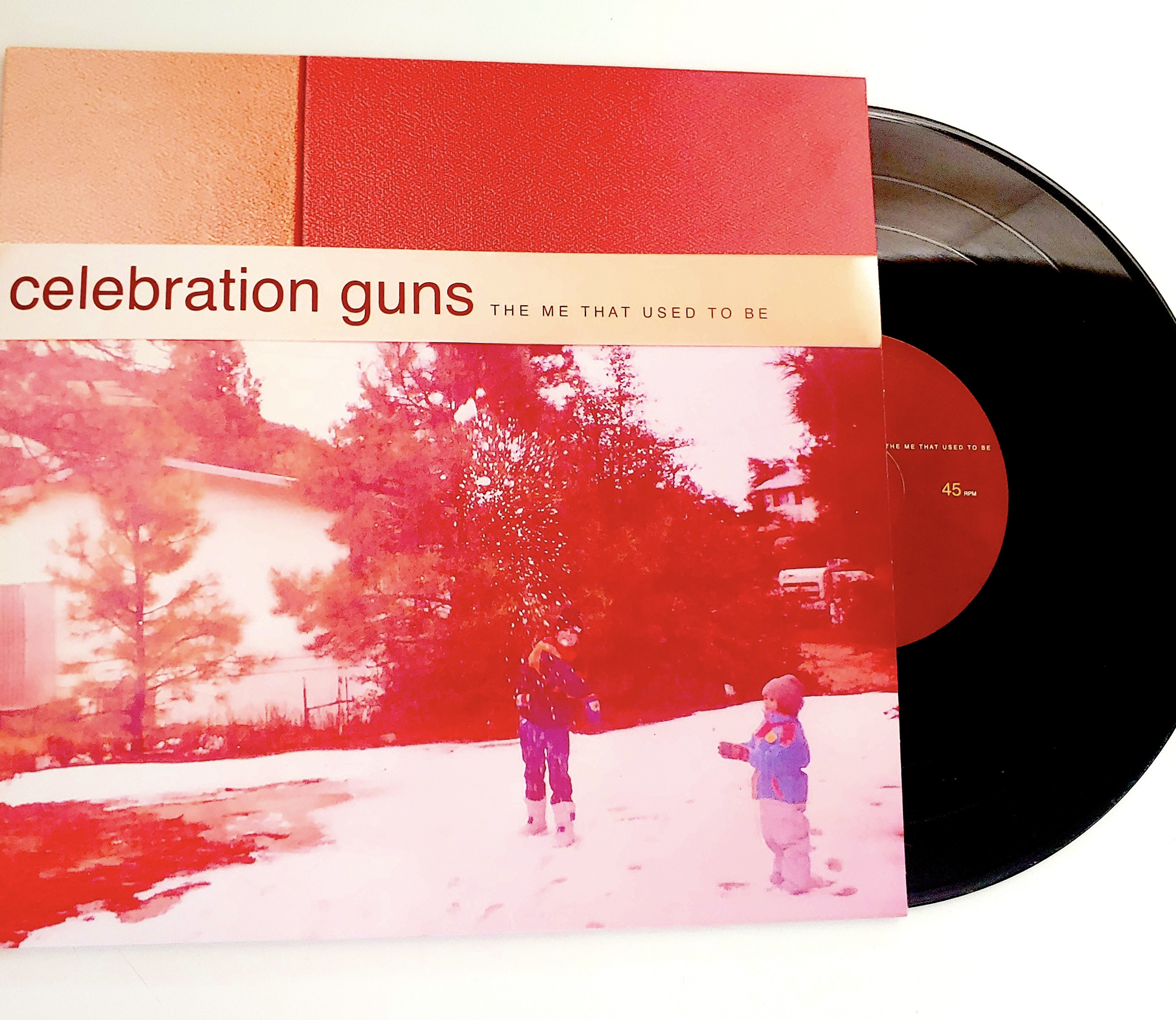 Celebration Guns - The Me That Used To Be