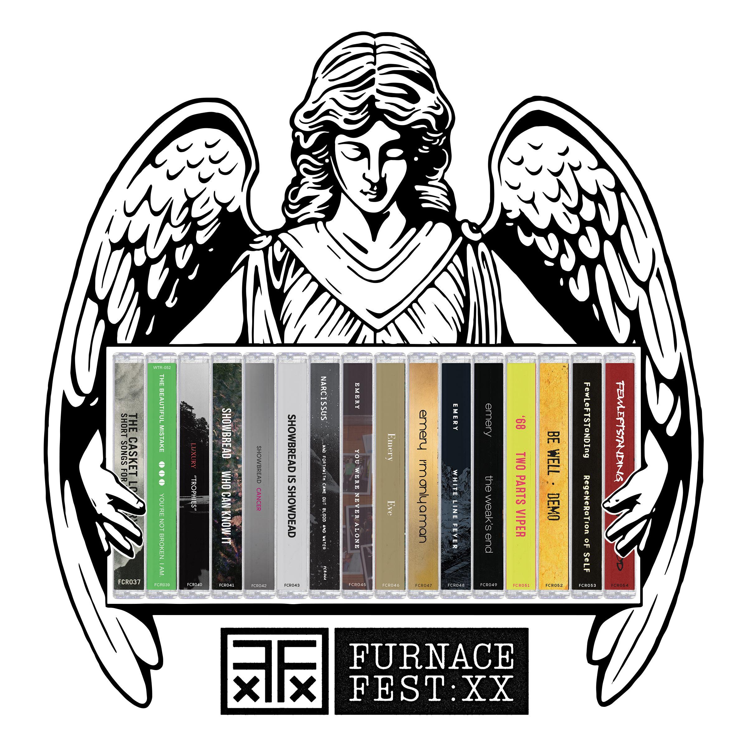 Furnace Fest Tape Series