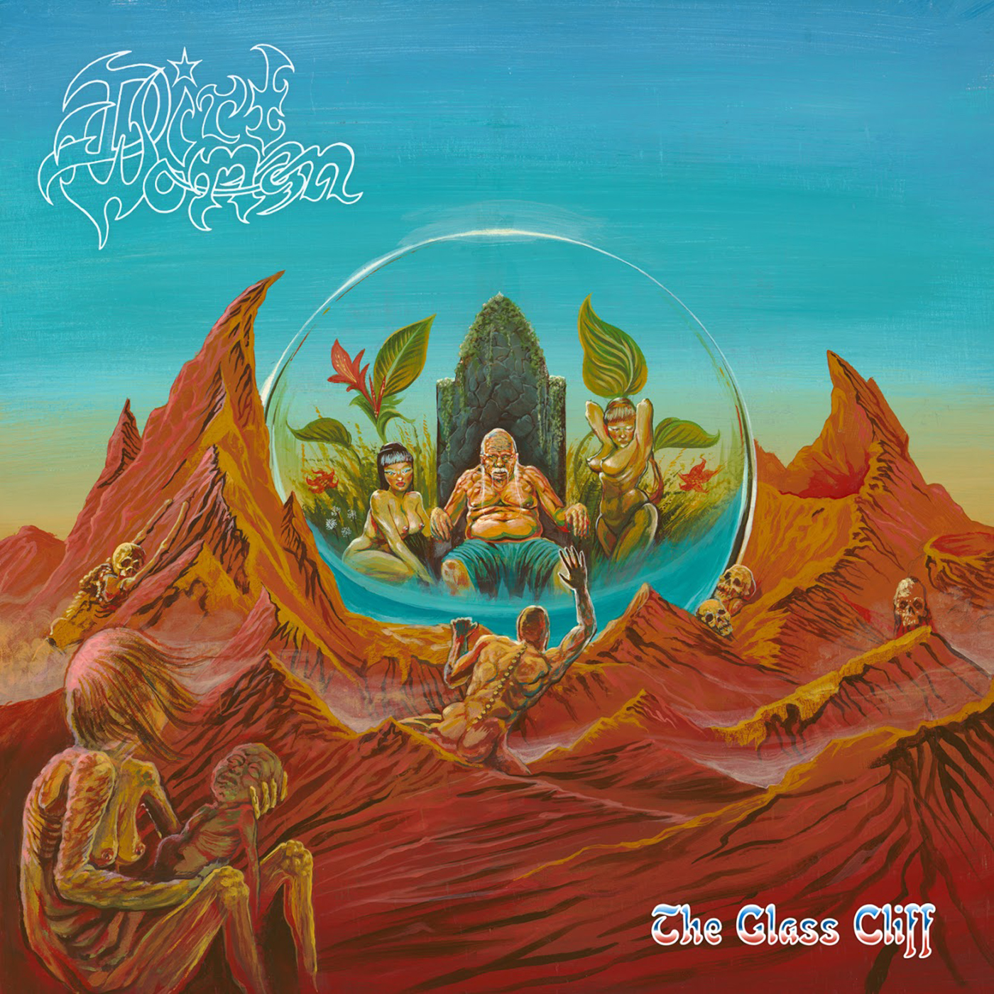 DIRT WOMAN - The Glass Cliff