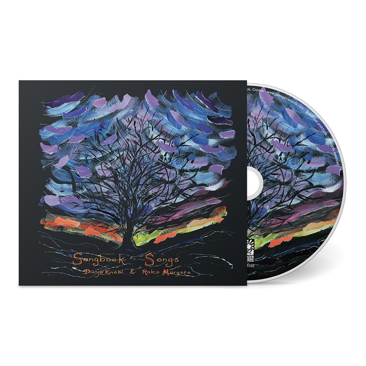 DUNJA KNEBL & ROKO MARGETA - Songbook Songs