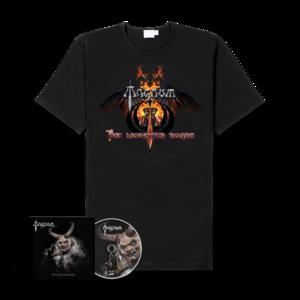 Magnum - The Monster Roars (CD + Shirt