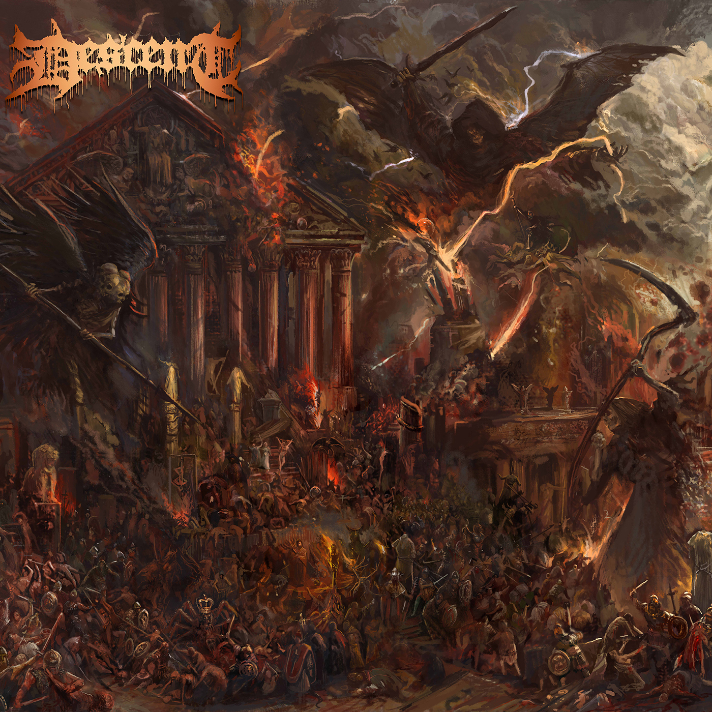 DECENT - Order of Chaos