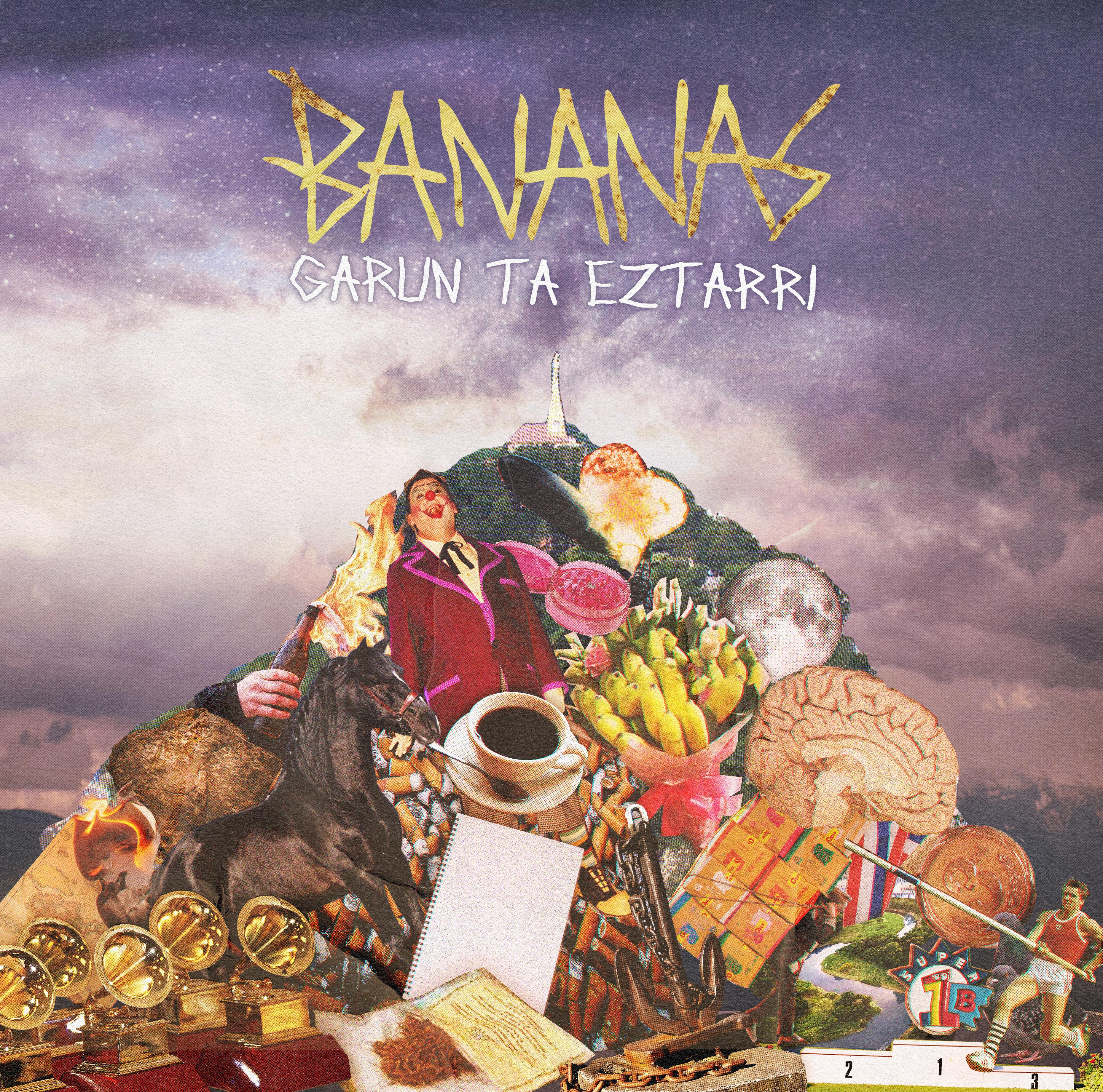 Bananas - Garun Ta Eztarri (Pre-order)