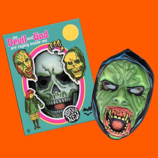 Brand New - The Devil And God Masks