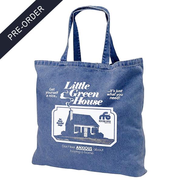 Anxious - New Home Tote Bag