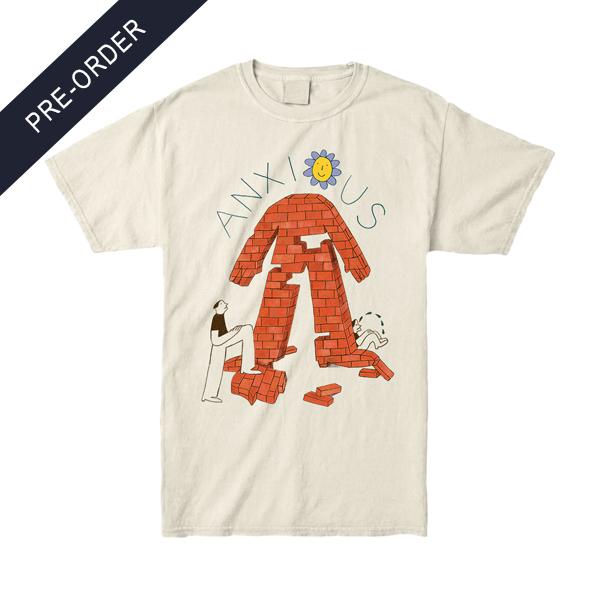 Anxious - Brickman Shirt