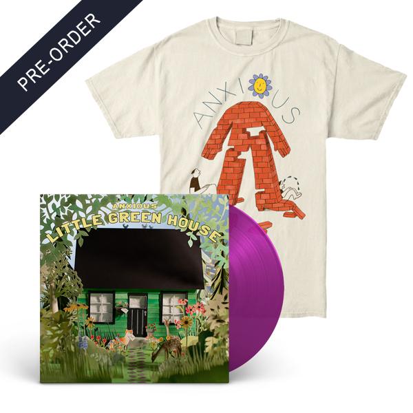 Anxious - Little Green House Shirt Bundle