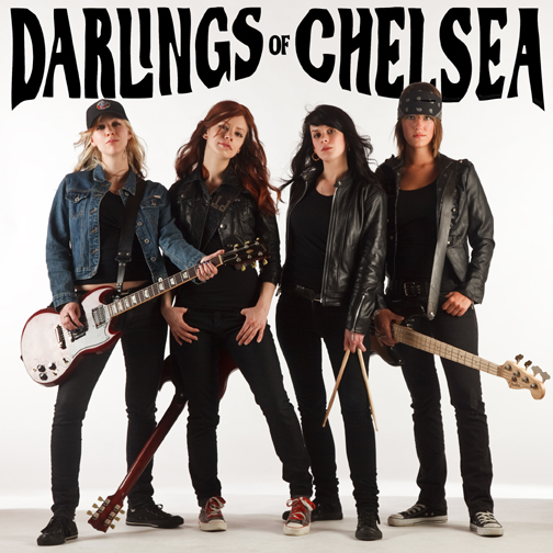 Darlings Of Chelsea - Fight Dirty / Tell Me 7