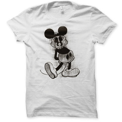 P+P Mouse Head T-Shirt