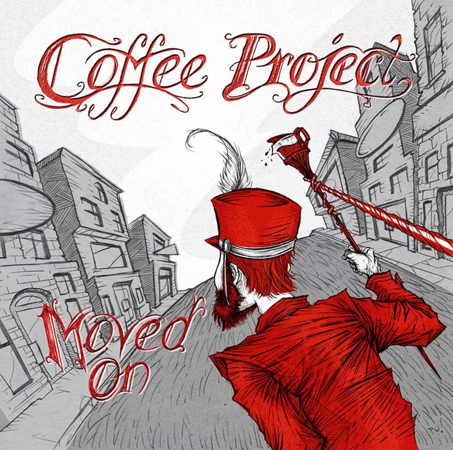 Coffee Project - Moved On CD / LP