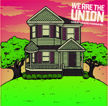 We Are The Union - Great Leaps Forward LP