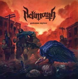 Hellmouth - Gravestone Skylines LP