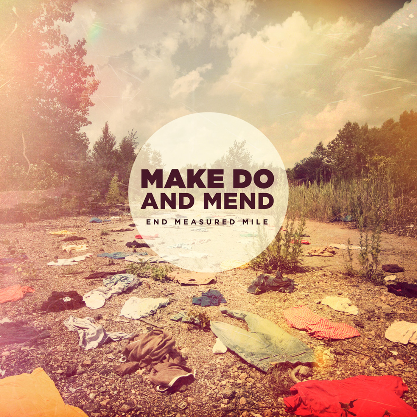 Make Do And Mend - End Measured Mile (Digital Only - MP3 or FLAC)