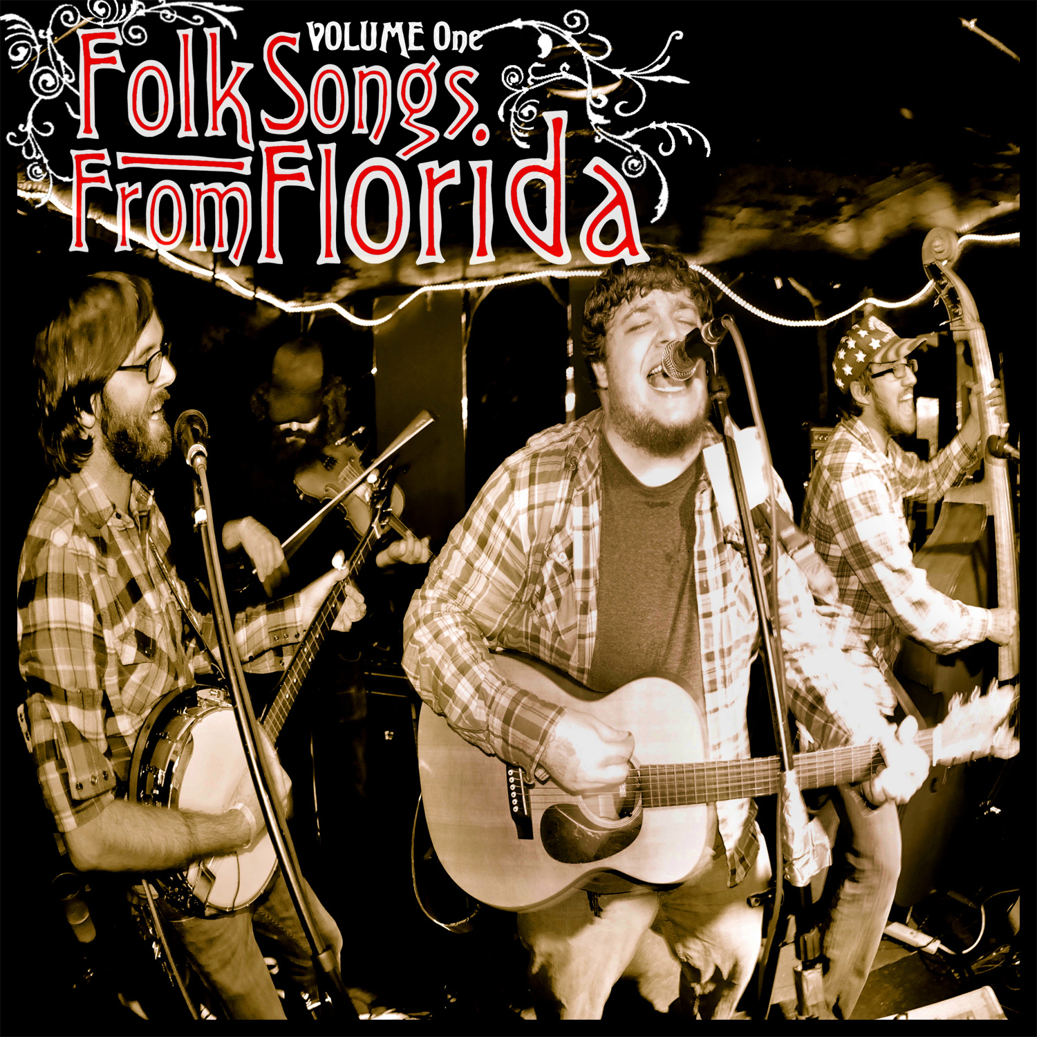 Greenland Is Melting - Folk Songs From Florida: Volume One Digital Only